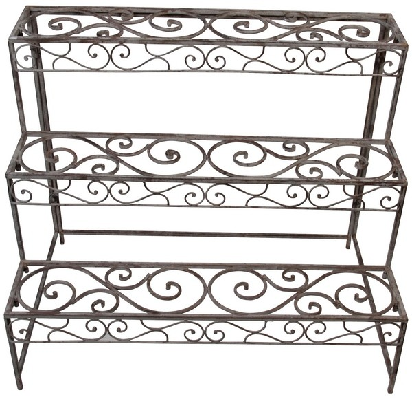 Esschert Design Aged Metal etagere (AM10 - 8714982044915) | Trends & Vision