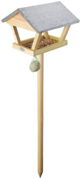 Esschert Design Wooden mini bird table                                                          (FB72 - 8714982010163) | Trends & Vision