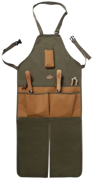 Esschert Design Apron with split (GT48 - 8714982038716) | Trends & Vision