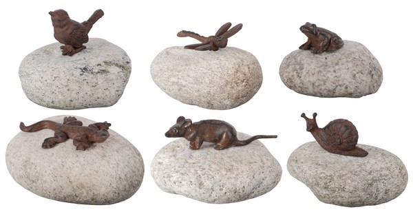 Esschert Design Animals on the rocks (TT153 - 8714982043581) | Trends & Vision