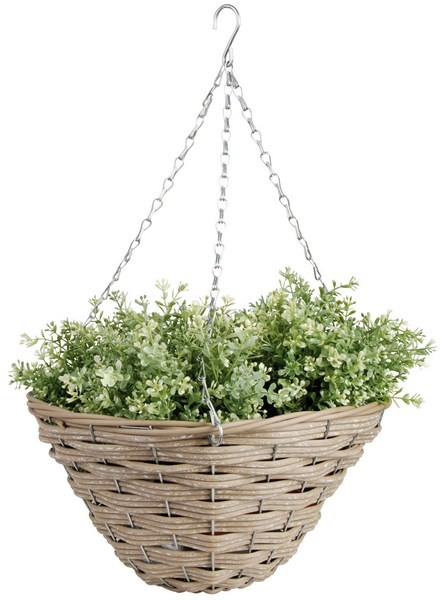 Esschert Design Artificial hanging basket big (WB27 - 8714982064906) | Trends & Vision