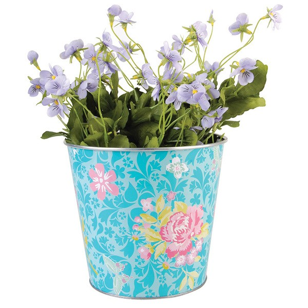 Esschert Design Flower pot - Maui Charm print (MC005 - 8714982075629) | Trends & Vision