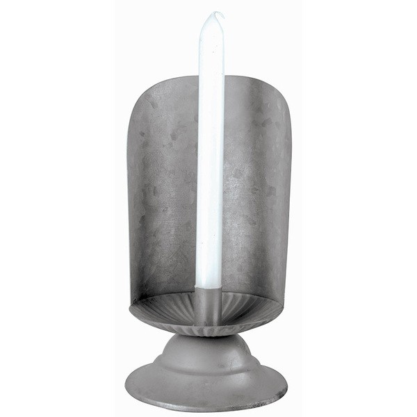 Esschert Design Old zinc candle holder (OZ41 - 8714982068546) | Trends & Vision