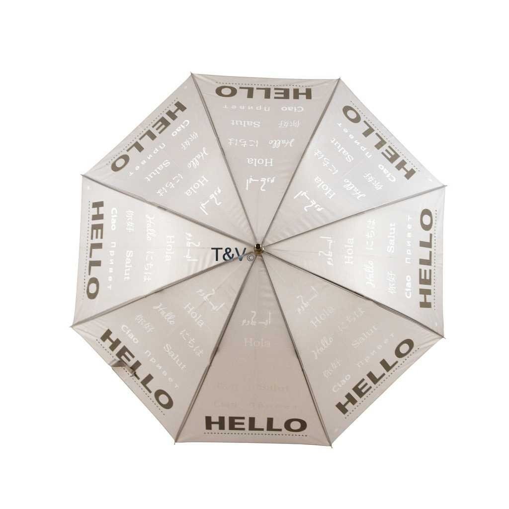 "Esschert Design Umbrella reflector ""Hello"" (TP332 - 8714982160073) 