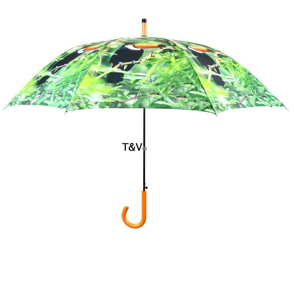 Esschert Design Umbrella toucan (TP335 - 8714982162428) | Trends & Vision