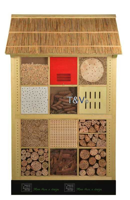 Esschert Design Insects hotel XXXL (WA49 - 8714982106071) | Trends & Vision