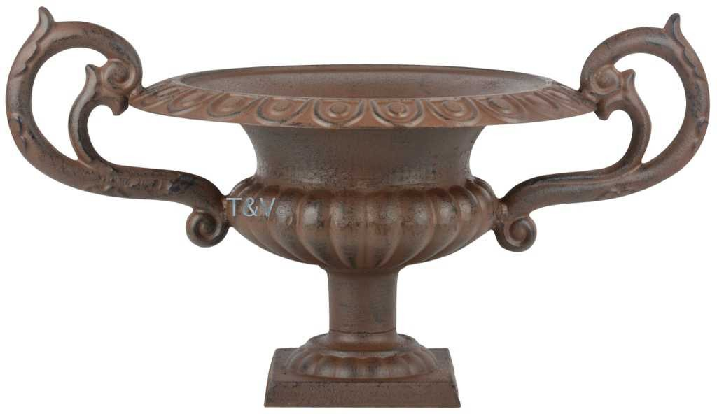 Design French urn low with handles L (XH73 - 8714982123191) | Trends ...