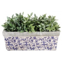 Esschert Design Balcony planter Aged Ceramic | Trends & Vision