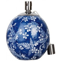 Esschert Design Oil lamp Blue Blossom | Trends & Vision