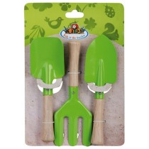 Esschert Design Children garden tools set/3 green | Trends & Vision