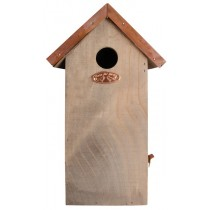 Esschert Design Antique wash bird house great tit copper roof                                   | Trends & Vision