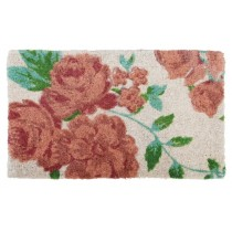 Esschert Design Doormat rose print | Trends & Vision