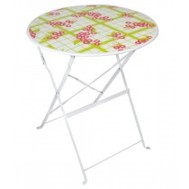 Esschert Design Table teatowel & flower print | Trends & Vision