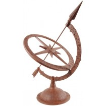 Esschert Design Cast iron sundial large | Trends & Vision