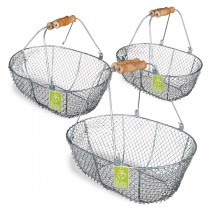Esschert Design Harvest basket set of 3 | Trends & Vision