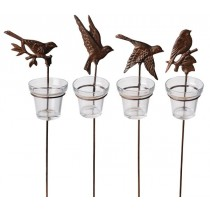 Esschert Design Garden candle light birds assorted | Trends & Vision