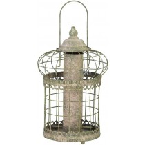 Esschert Design AM green squirrel proof seed feeder | Trends & Vision