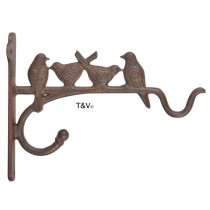 Esschert Design Cast iron basket hanging hook M | Trends & Vision