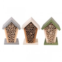 Esschert Design Choose your color: bee house | Trends & Vision