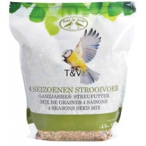 Esschert Design 4 seasons bird food seed mix 2.5 kg | Trends & Vision