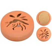 Esschert Design Citronella coils in terracotta | Trends & Vision