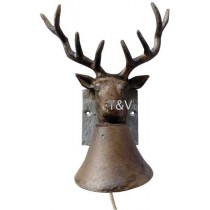 Esschert Design Doorbell deer on slate | Trends & Vision