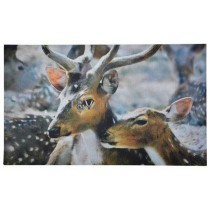 Esschert Design Doormat deer winter | Trends & Vision