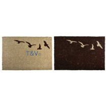Esschert Design Coir doormat flying birds | Trends & Vision