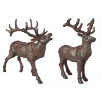 Esschert Design Cast iron Deers set of 2 | Trends & Vision