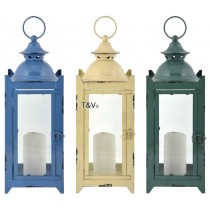 Esschert Design lantern 3 colours choice M | Trends & Vision