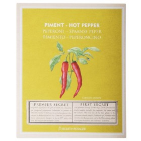Seed packets - Hot pepper