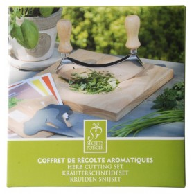 Herb cutting set
