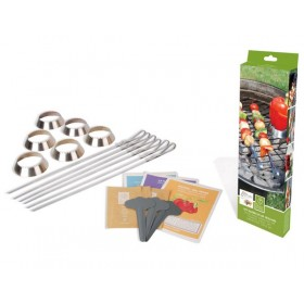 Vegetables grilling set