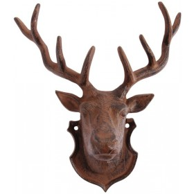 Wall decoration deer