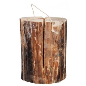 Wooden fire block small 25 cm