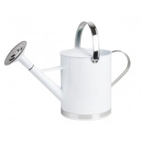 Watering can white