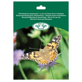 Seed mix for Butterflies attracting flowers