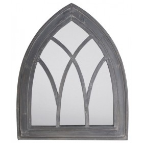 Mirror Gothic grey wash