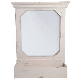 Mirror with Window Box