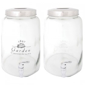 "Juice dispenser ""Garden"""