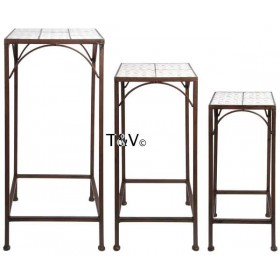 Botanicae plant tables set 3