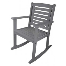 Rocking chair grey