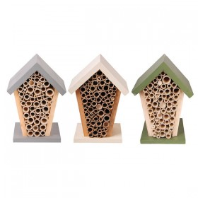 Choose your color: bee house