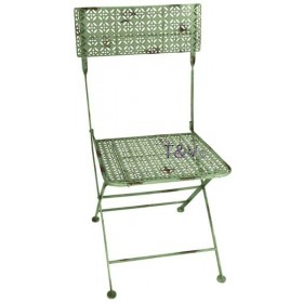 Industrial Heritage folding chair
