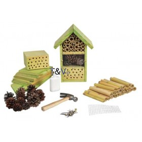Do it yourself Insect hotel