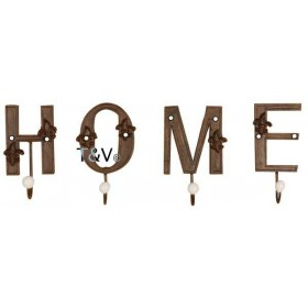 Letters with hook HOME