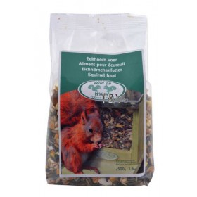 Squirrel food 500 gram