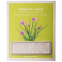 Esschert Design Seed packets - Chives   Trends & Vision