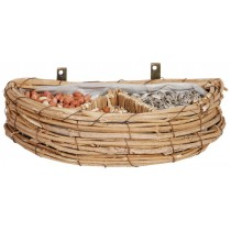 Esschert Design 3 Course bird dinner wall basket | Trends & Vision
