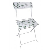 Esschert Design Chair herb print | Trends & Vision